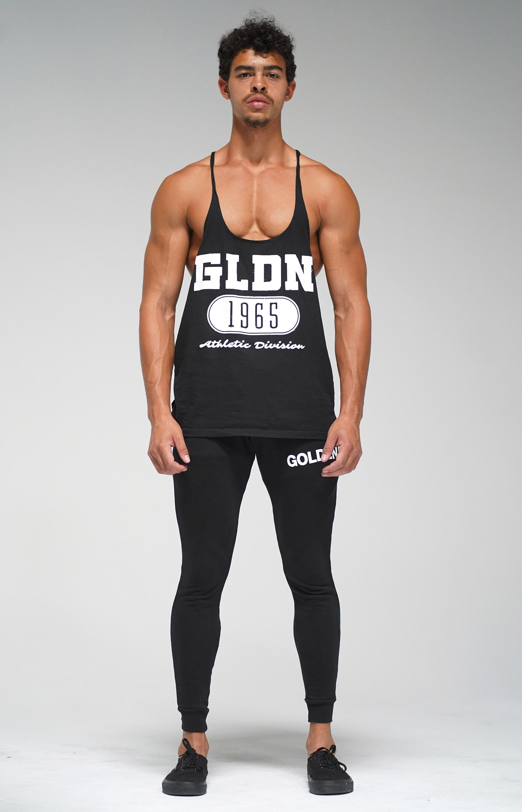Black GLDN Stringer