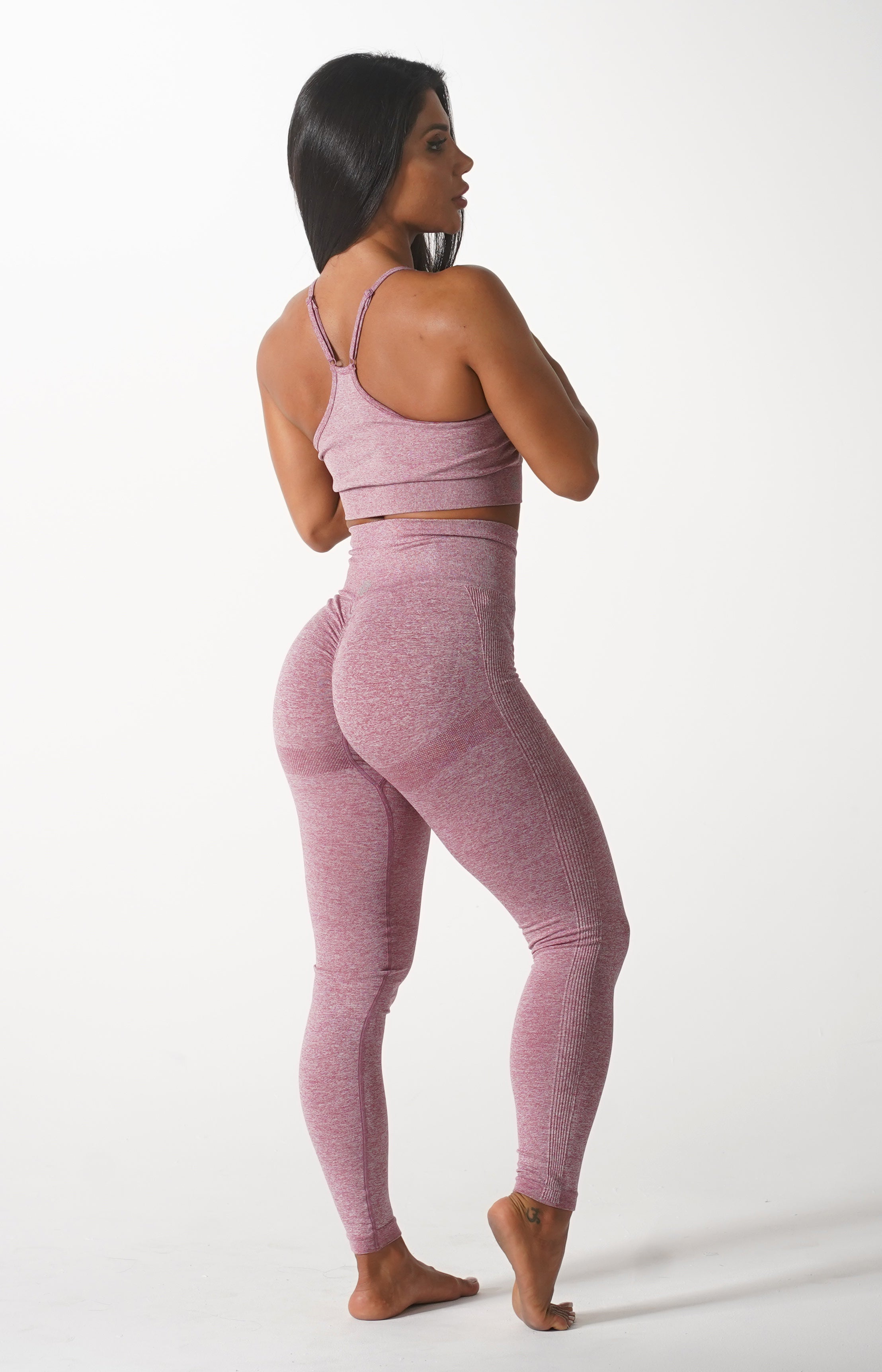 Pink Skin Leggings