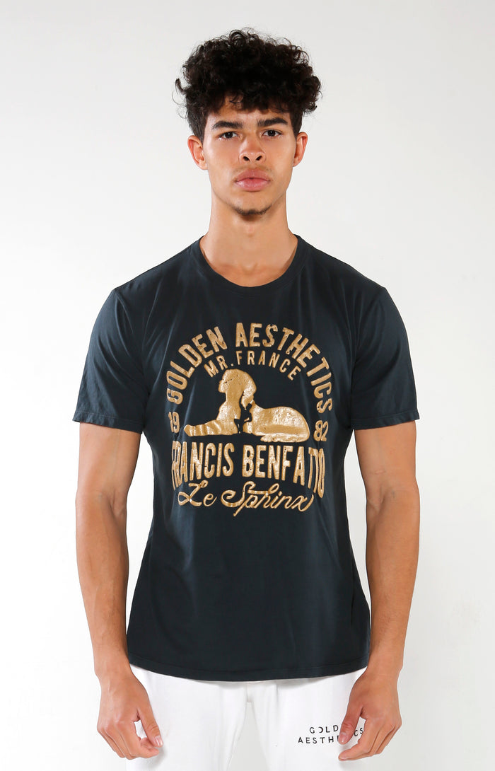 Men's Old School Legends Francis Benfatto T-Shirt | Golden Aesthetics - Golden Aesthetics