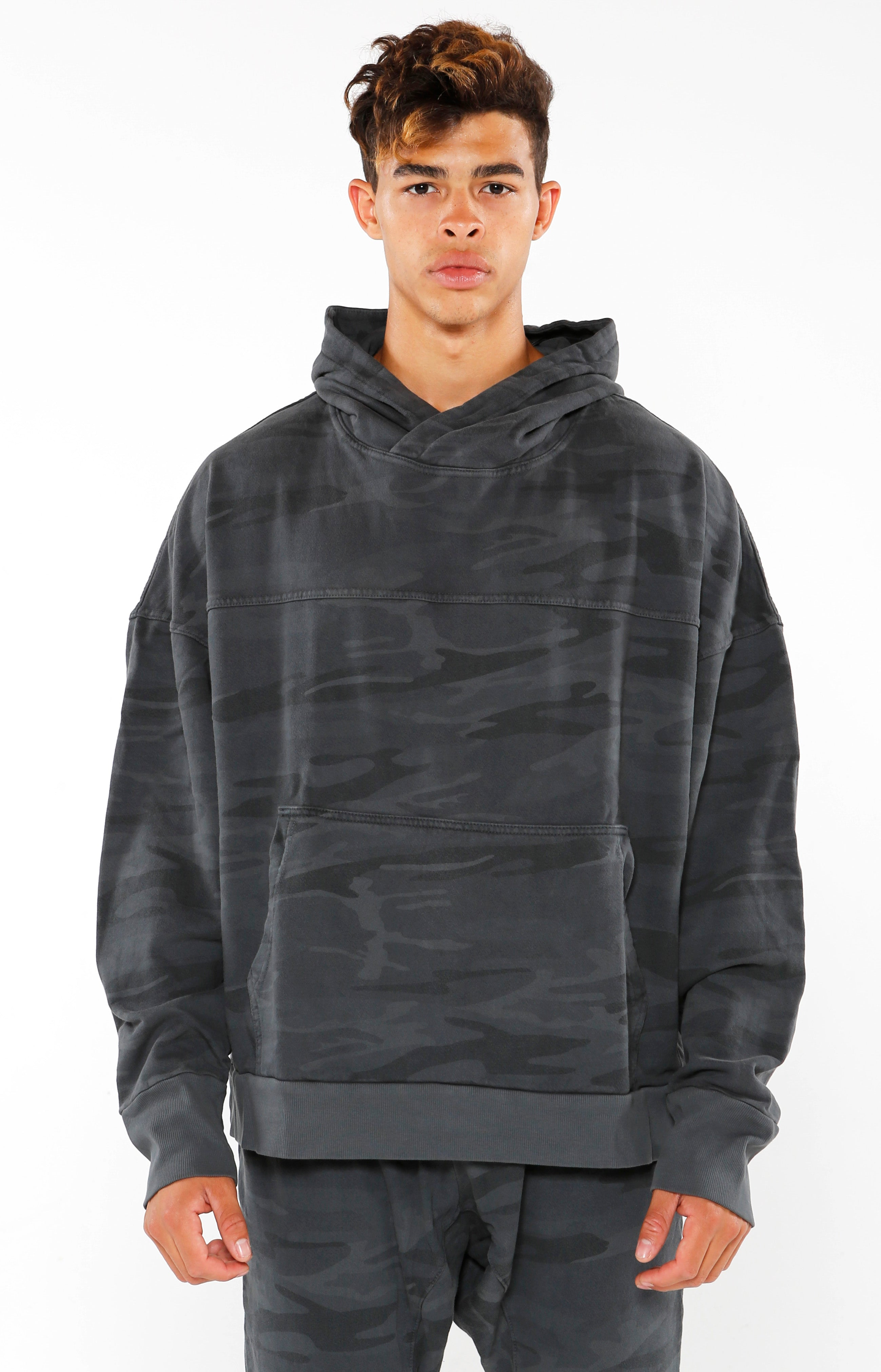 LIFE SENTENCE Tracksuit - Charcoal