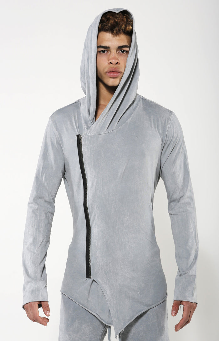 Assassin Hoodie - Cool Ash - Golden Aesthetics