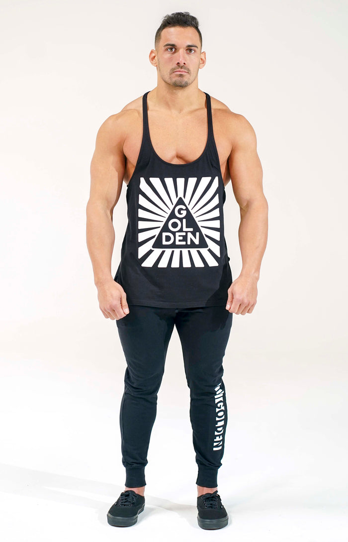 Black Infinity Stringer