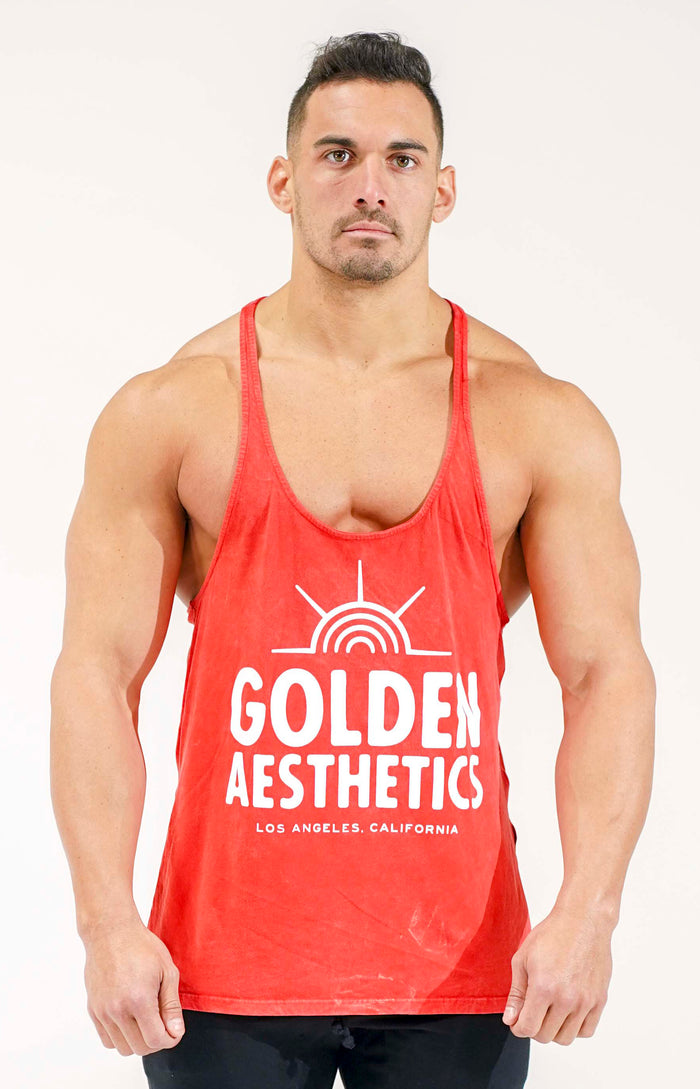 Red Sunrise Stringer