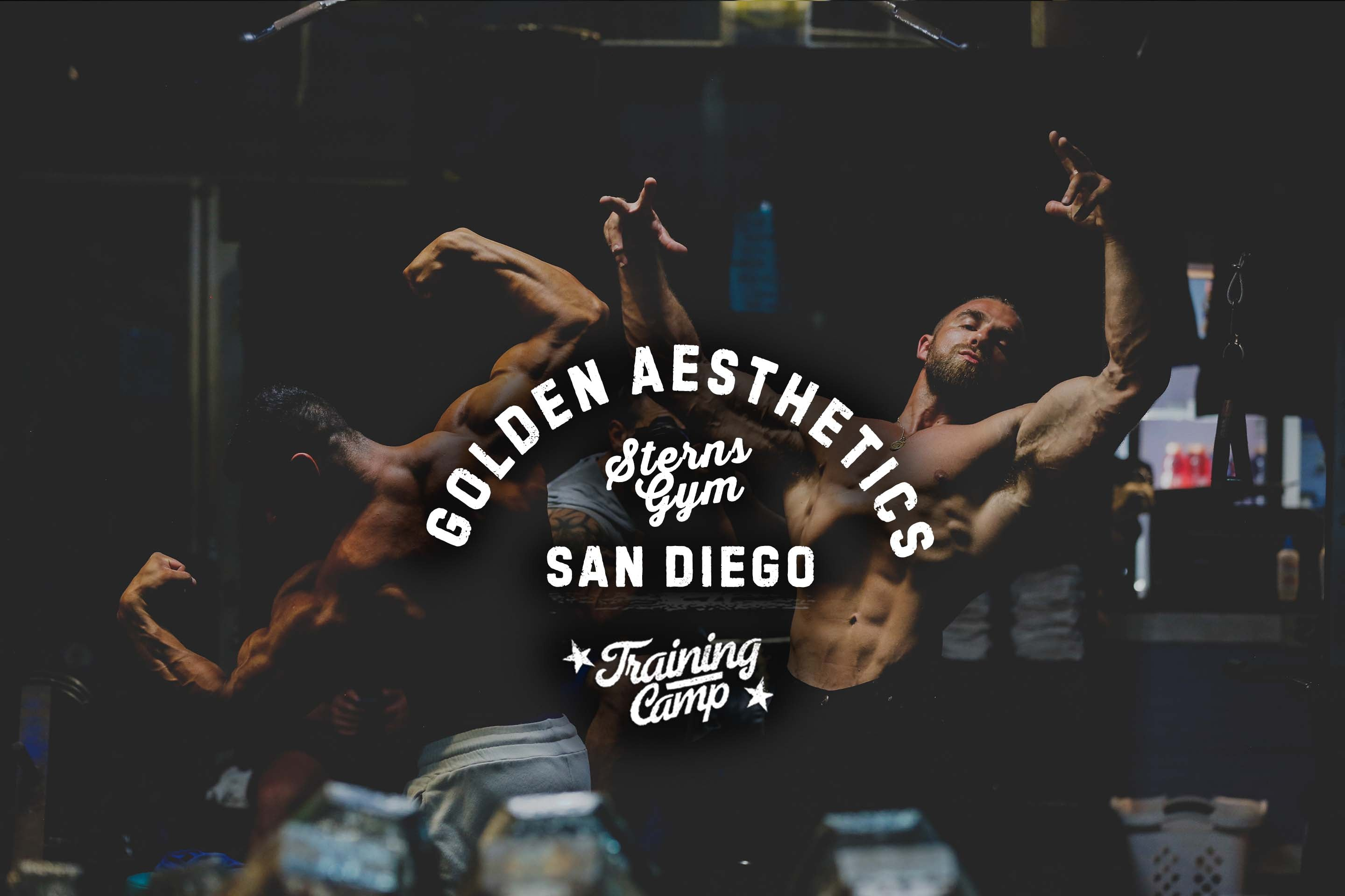 Golden Aesthetics Camp 2019 - SAN DIEGO, CA - Golden Aesthetics