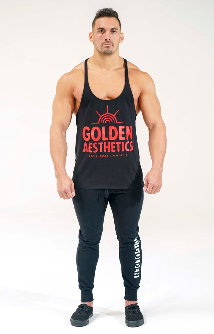 Black Sunrise Stringer