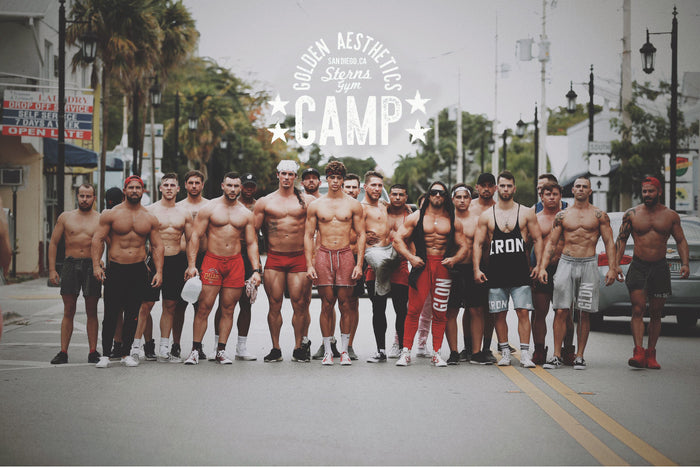 Golden Aesthetics Camp 2020 - SAN DIEGO, CA
