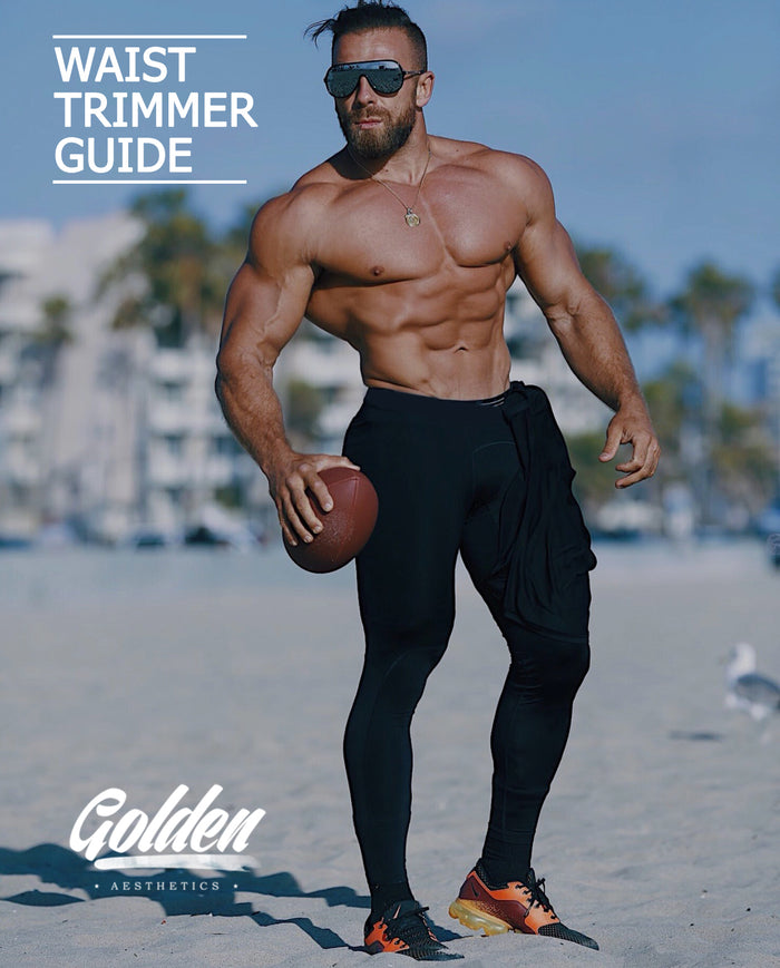 Waist Trimmer Guide by Artemus Dolgin (eBook) - Golden Aesthetics
