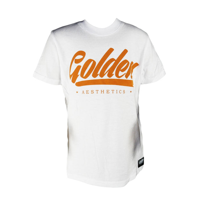 Kid's Collection T-Shirt - Ivory - Golden Aesthetics