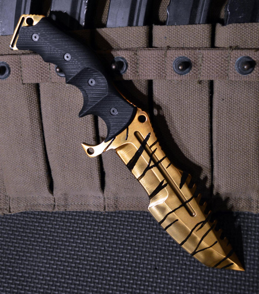 Tiger Tooth Huntsman