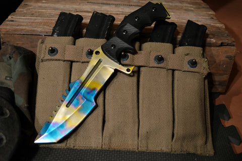 Case Hardened Huntsman