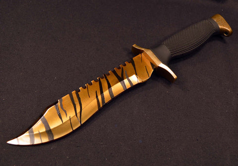 Tiger Tooth Bowie