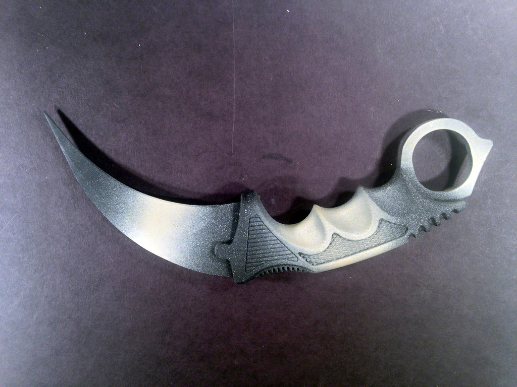 Scorched Small Karambit