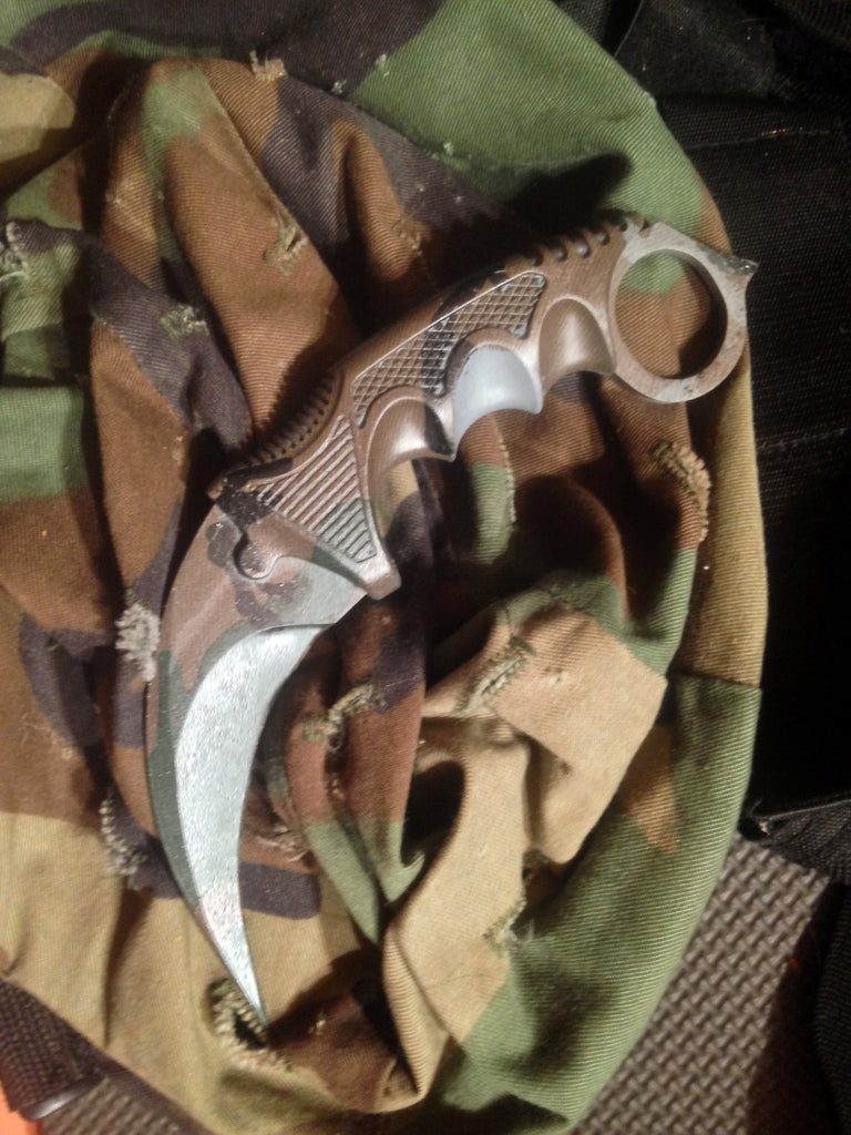 Boreal Forest Small Karambit