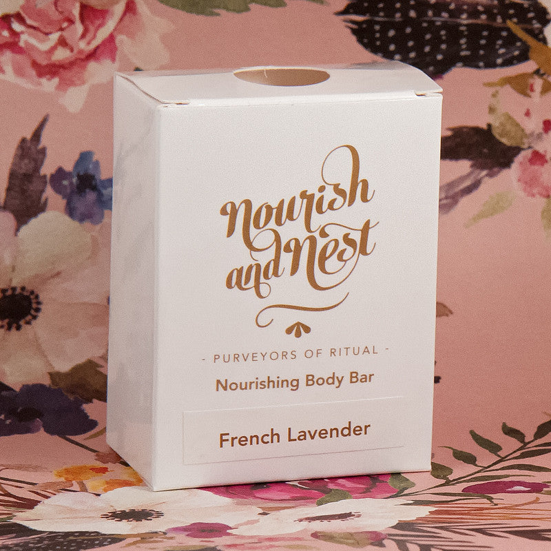 French Lavender - Nourishing Body Bars