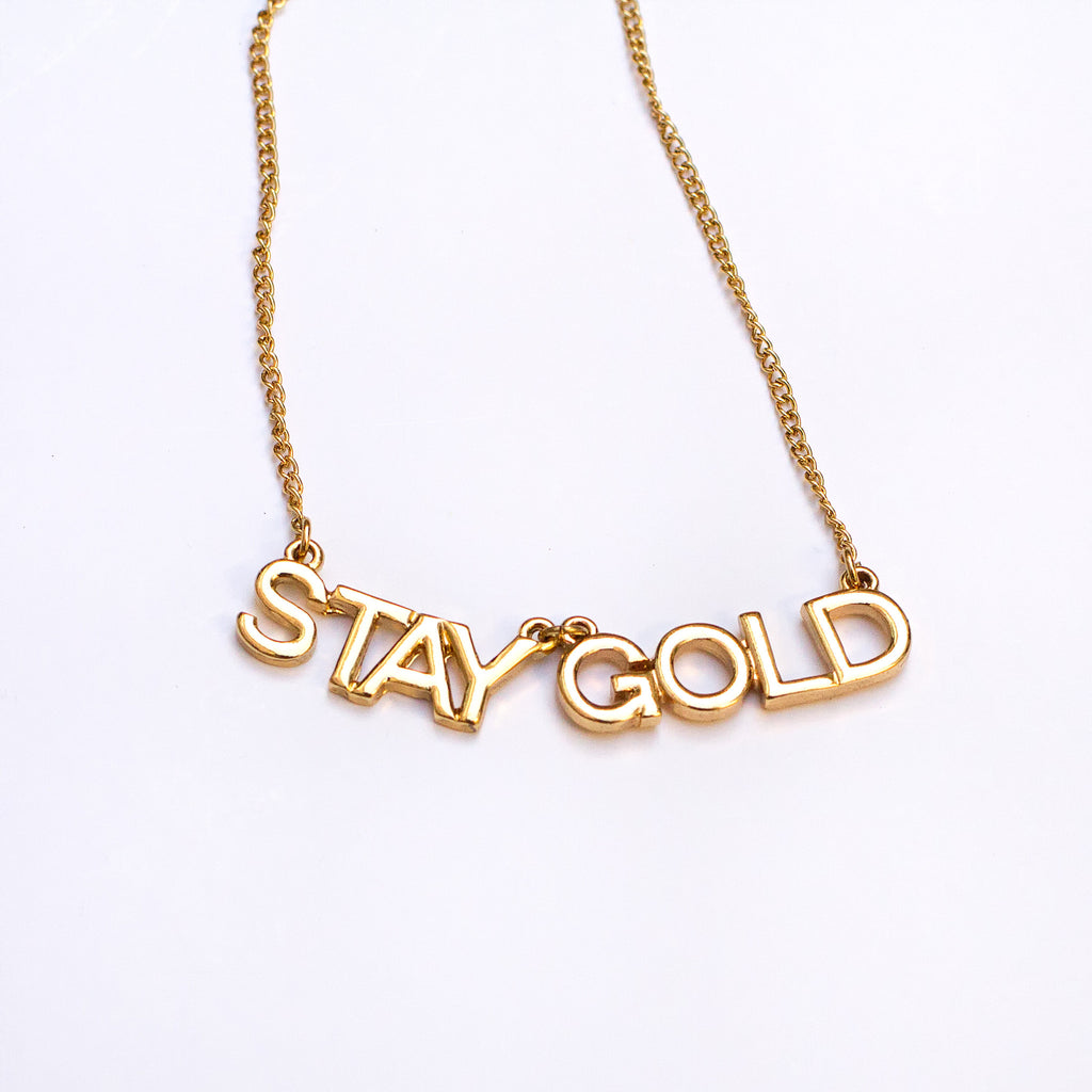 stay gold necklace_gift for mum_heart in box_style 1