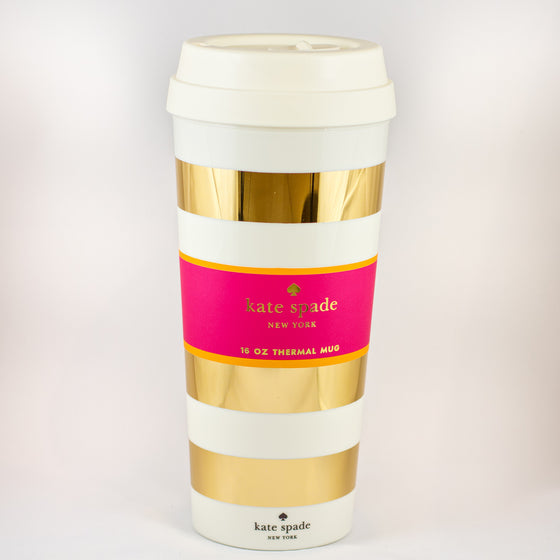 Kate Spade thermal mug_gift for mum_heart in box