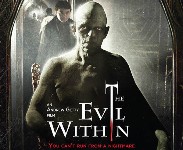 "The Story Behind the Horror Movie ""The Evil Within"""