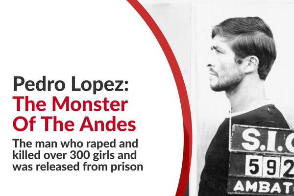 Pedro Lopez Serial Killer