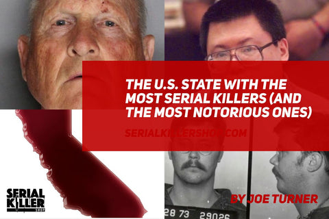 The U.S. State With The Most Serial Killers