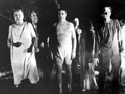Before Night of the Living Dead:  Early Zombie Movies