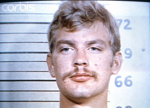 Serial Killer From Wisconsin Jeffree Dahmer