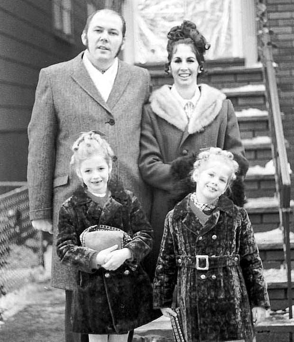 richard kuklinski wife and daughters