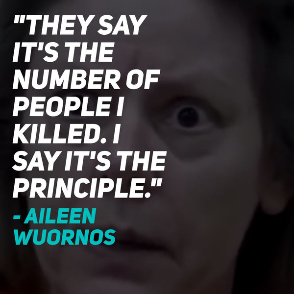 Aileen Wuornos Quote From Interview