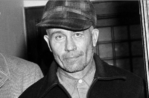 texas chainsaw massacre real story - Ed Gein