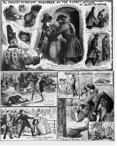 Jack The Ripper In The News