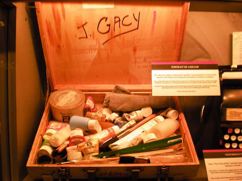john wayne gacy art kit