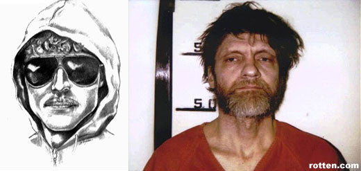 San Francisco Serial Killer Unabomber