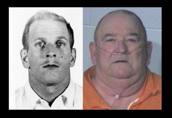 how many active serial killers in the united states
