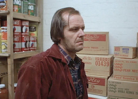 Image result for calumet baking powder the shining""