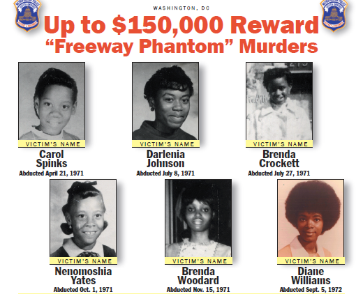 The Freeway Phantom Serial Killer Washington