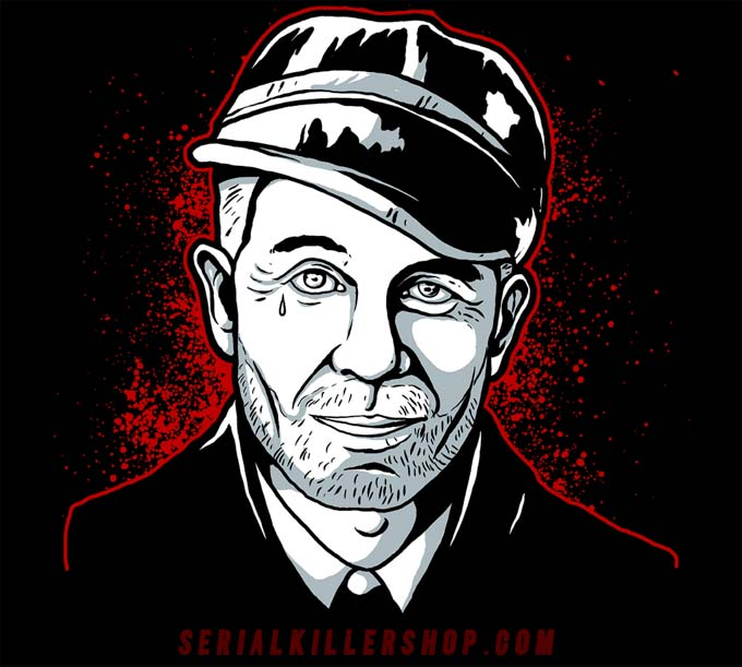 Serial Killer Ed Gein Shirt