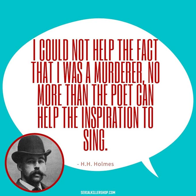 H.H. Holmes Americas First Serial Killer