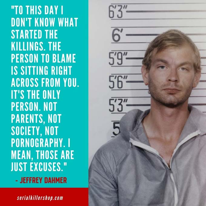 Jeffrey Dahmer Notorious Serial Killer