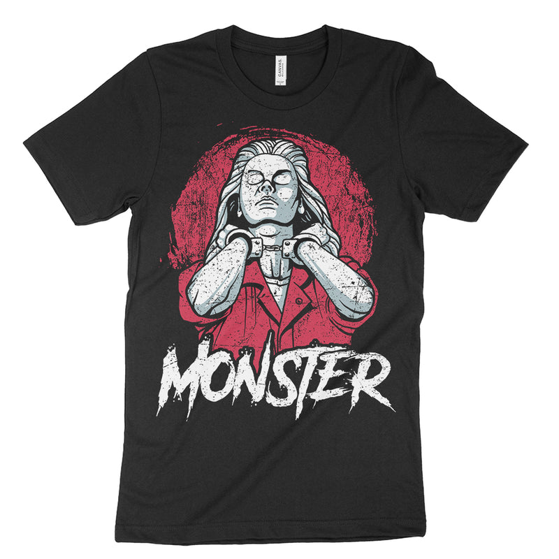 Aileen Wuornos Monster T-Shirt