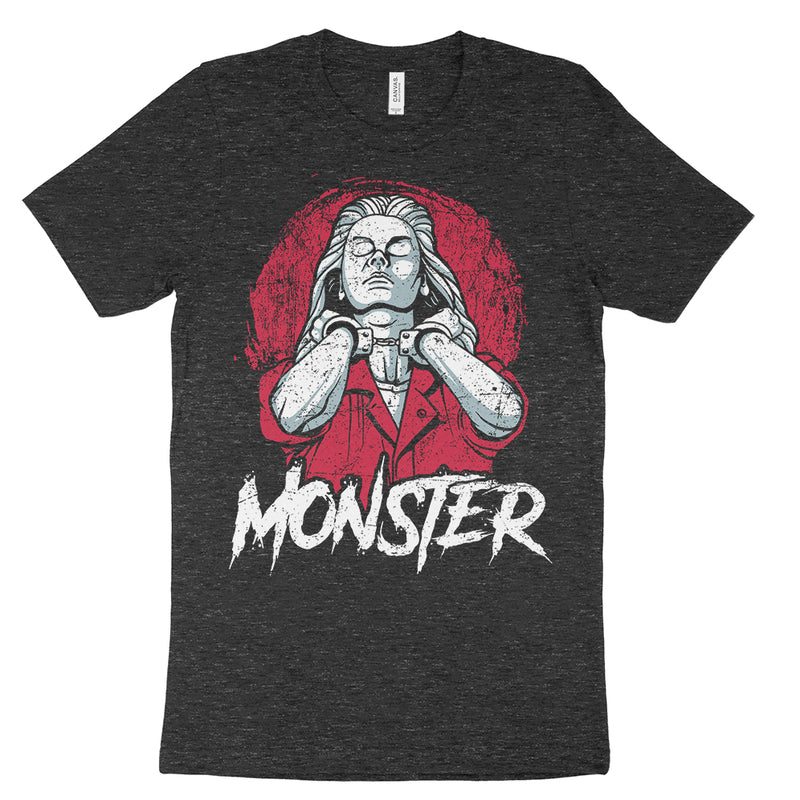 Aileen Wuornos Monster Shirt