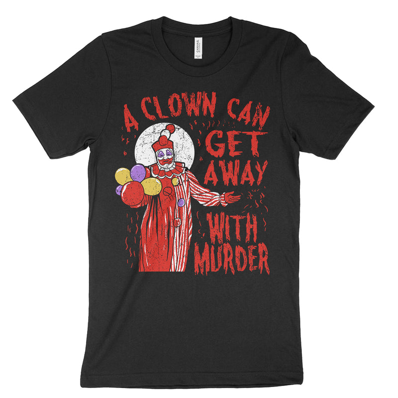 Killer Clown Murder John Wayne Gacy Shirt