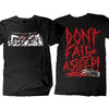 Don't Fall Asleep Horror Shirt