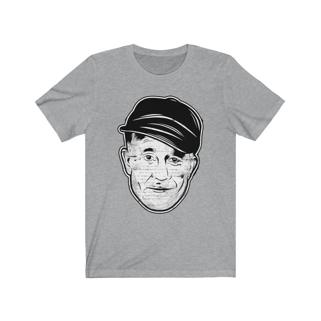 ed gein shirt grey
