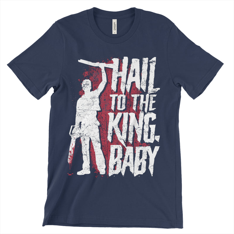 Hail To The King Baby Horror T-Shirt