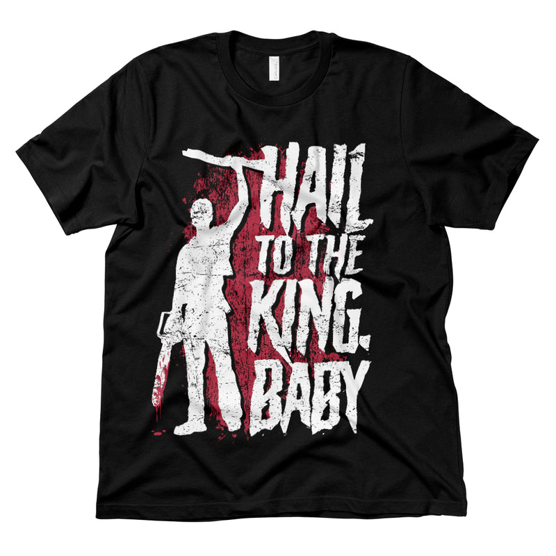 Hail To The King Baby Shirt