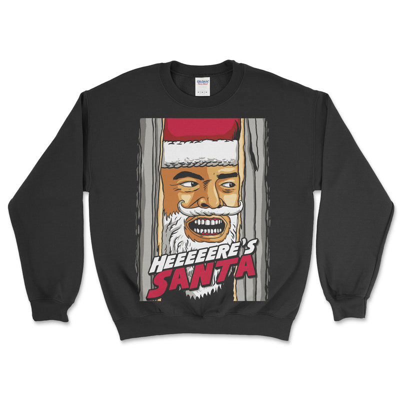 Here's Johnny Christmas Sweater