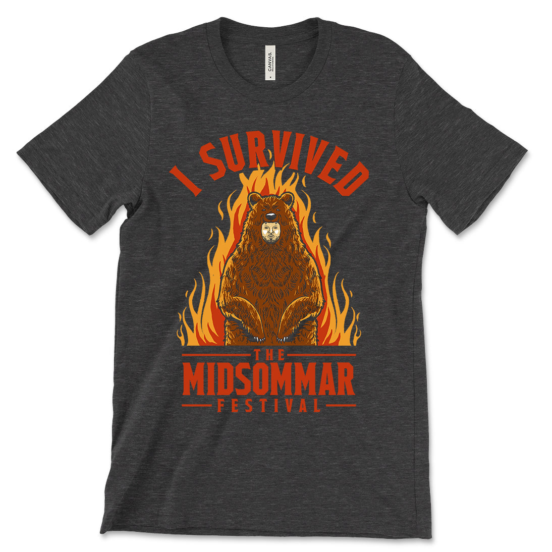 I Survived Midsommar Festival T-Shirt