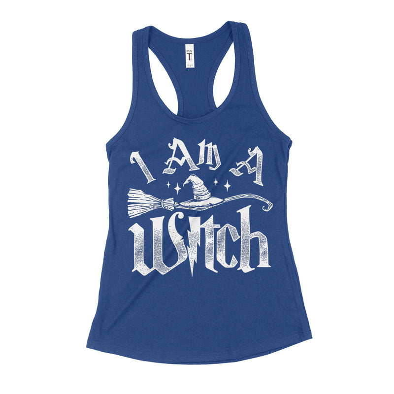 I Am A Witch Women's Tank Top