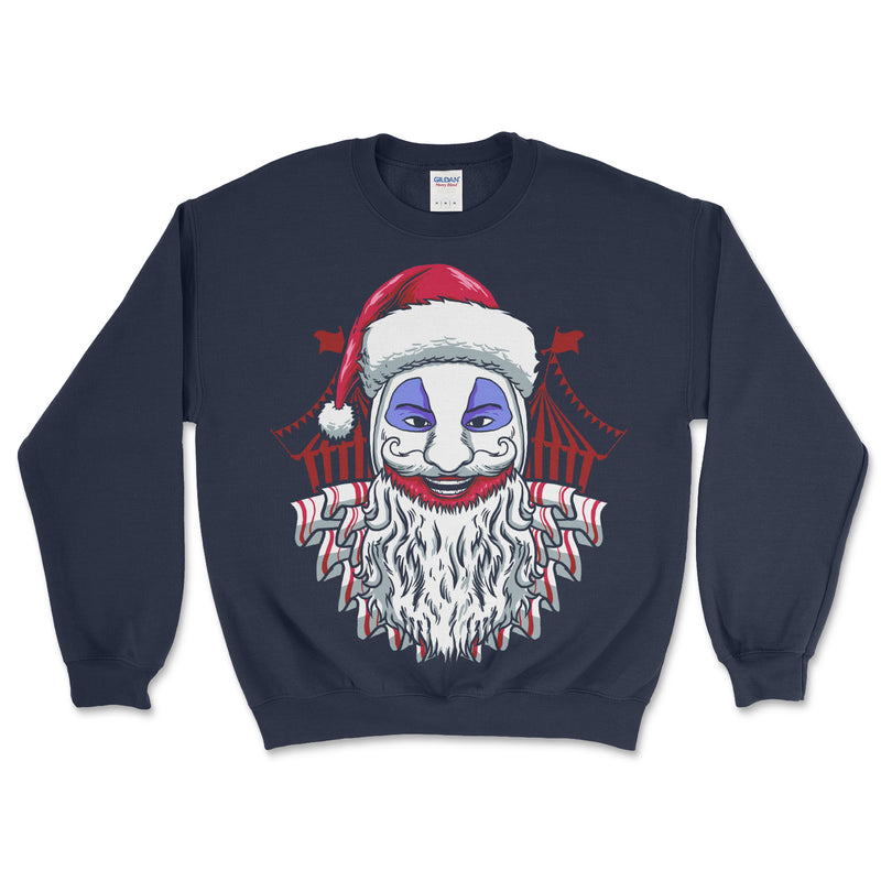 John Wayne Gacy Clown Christmas Sweater