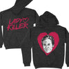 Lady Killer Ted Bundy Hoodie Serial Killer Shop