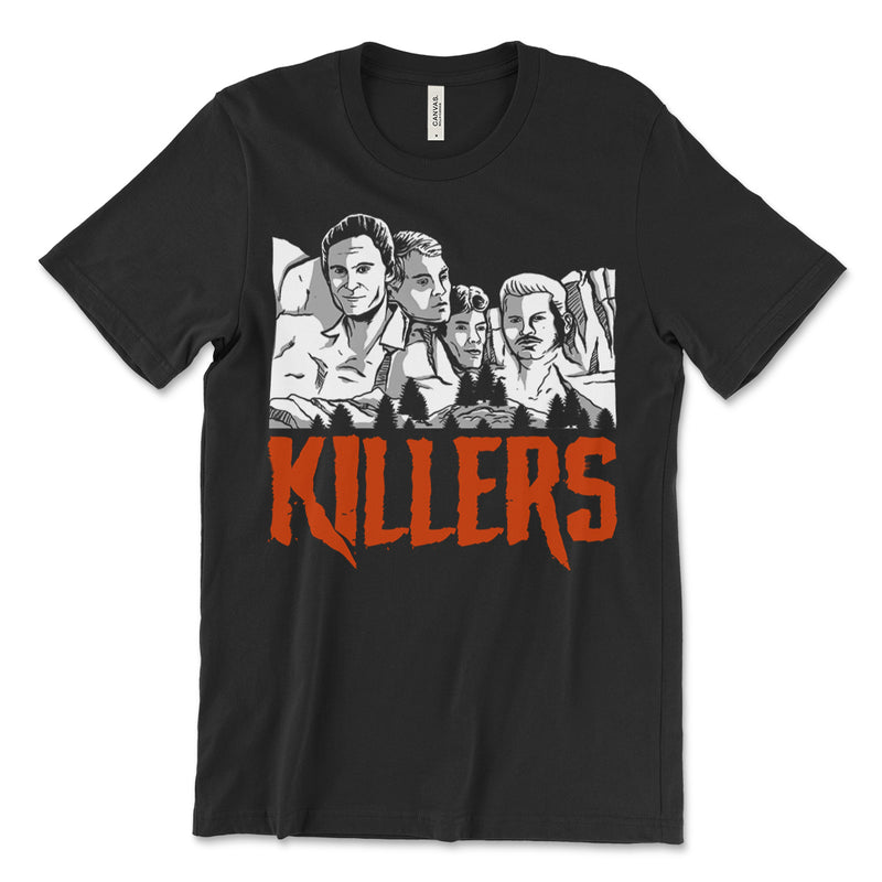 Mt Killsmore Serial Killer Shirt